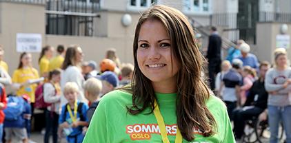 Ansatt i Sommerskolen Oslo